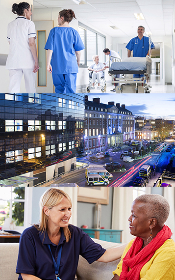 Our healthcare partners