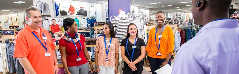 Internship management jobs at Kohls