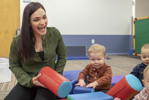 Child Development Center Associate
