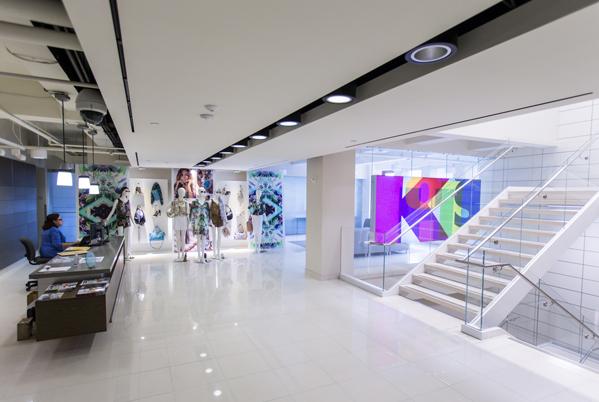 Design Office Lobby