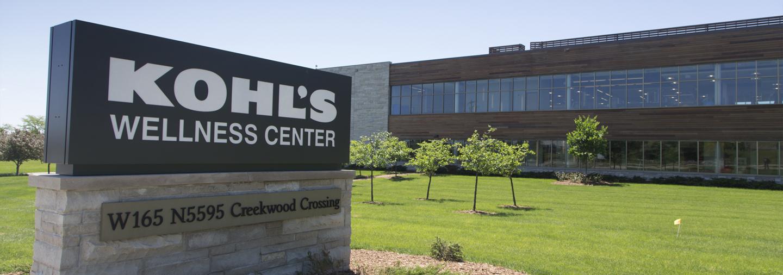 Kohl's Wellness Center Building