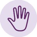 Helping Hand - Volunteering Icon