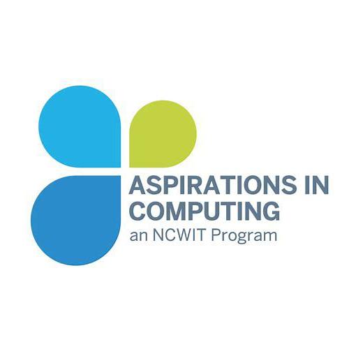 Aspirations in Computing logo