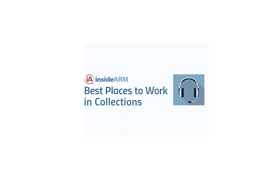 Inside ARM Best Places to Work in Collections Award
