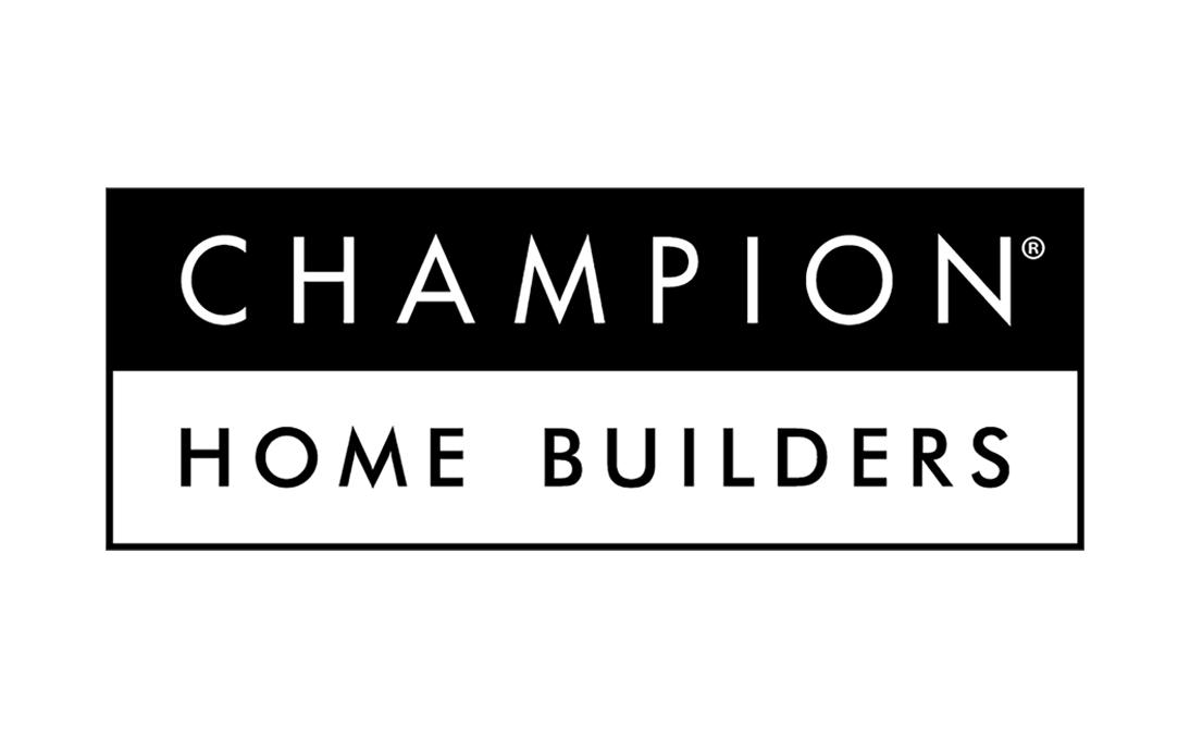 Champion Home Builders logo