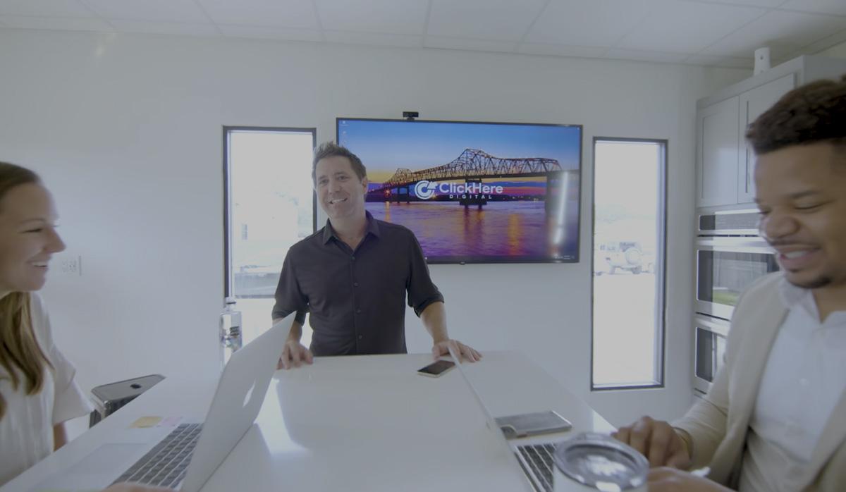 ClickHere Digital culuture video preview