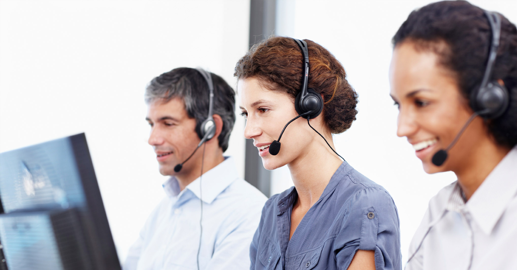 Coast Professional Call Center Employees