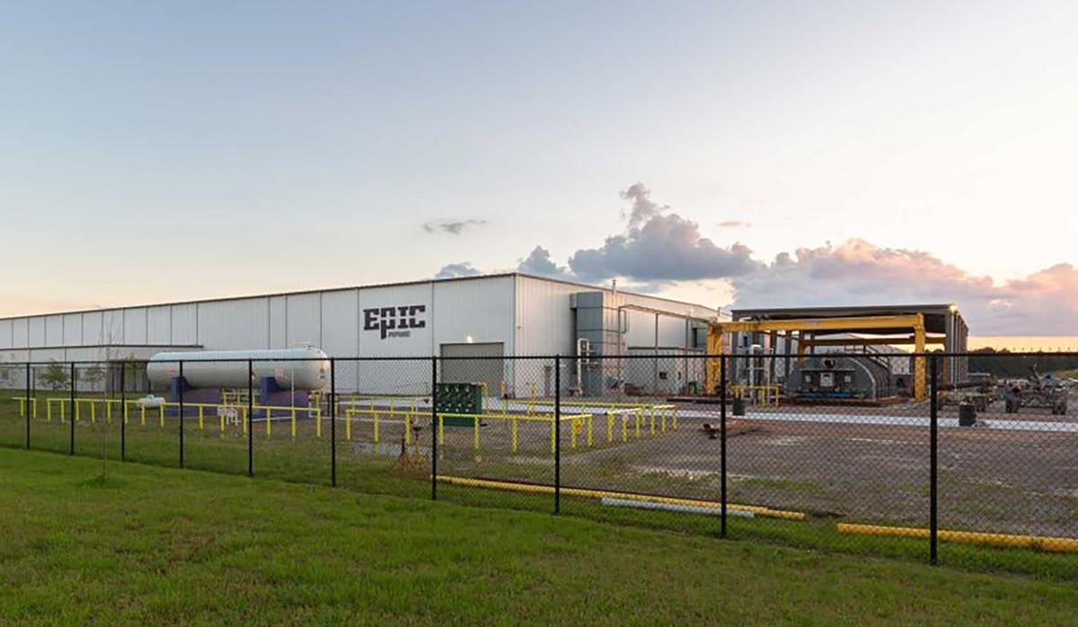 Epic Piping facility