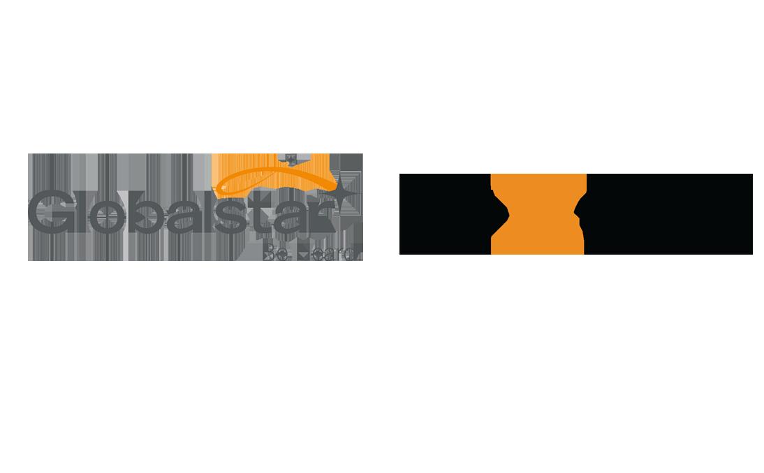Globalstar Saved by Spot Logos