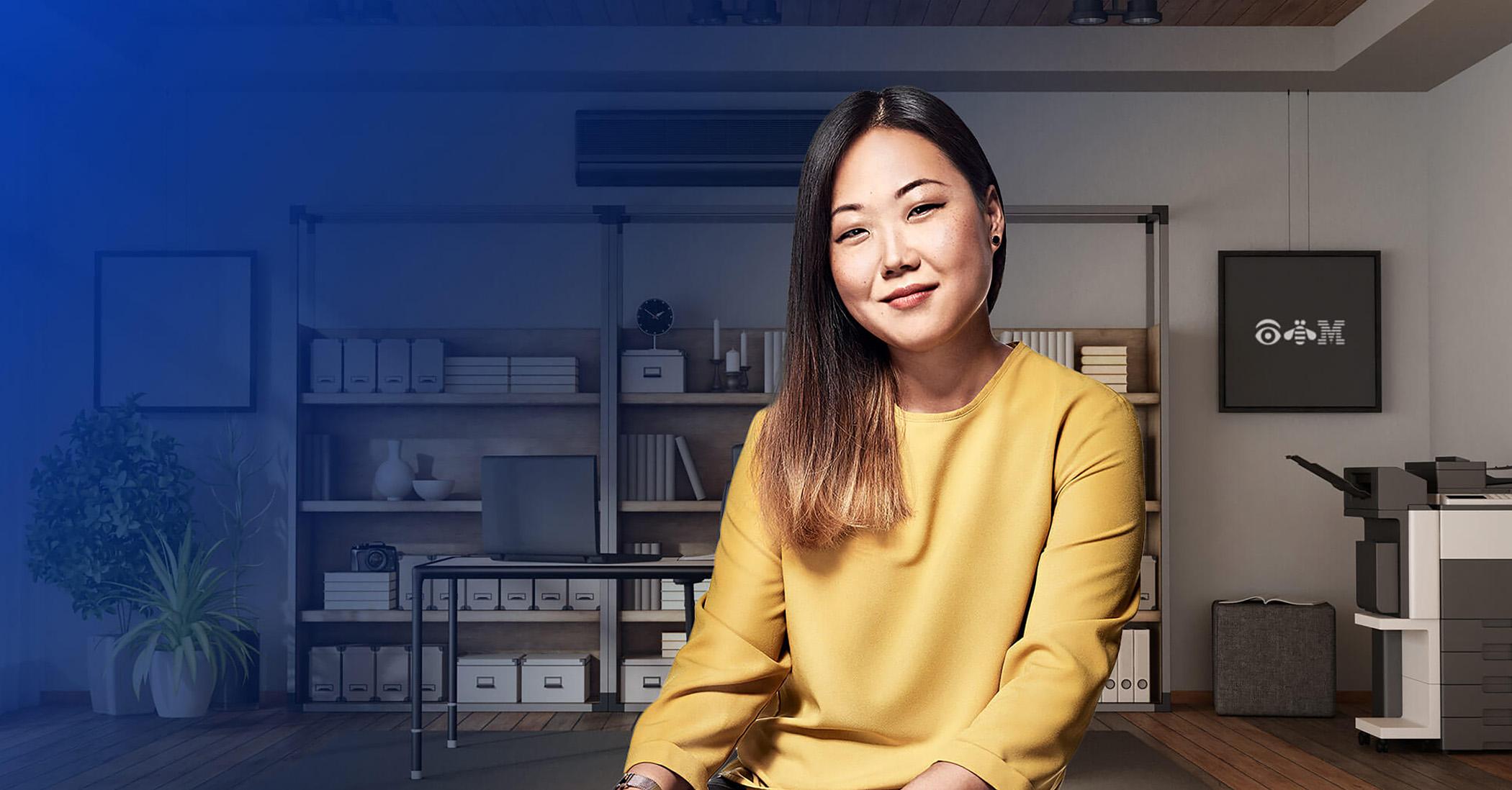 IBM employee Photo