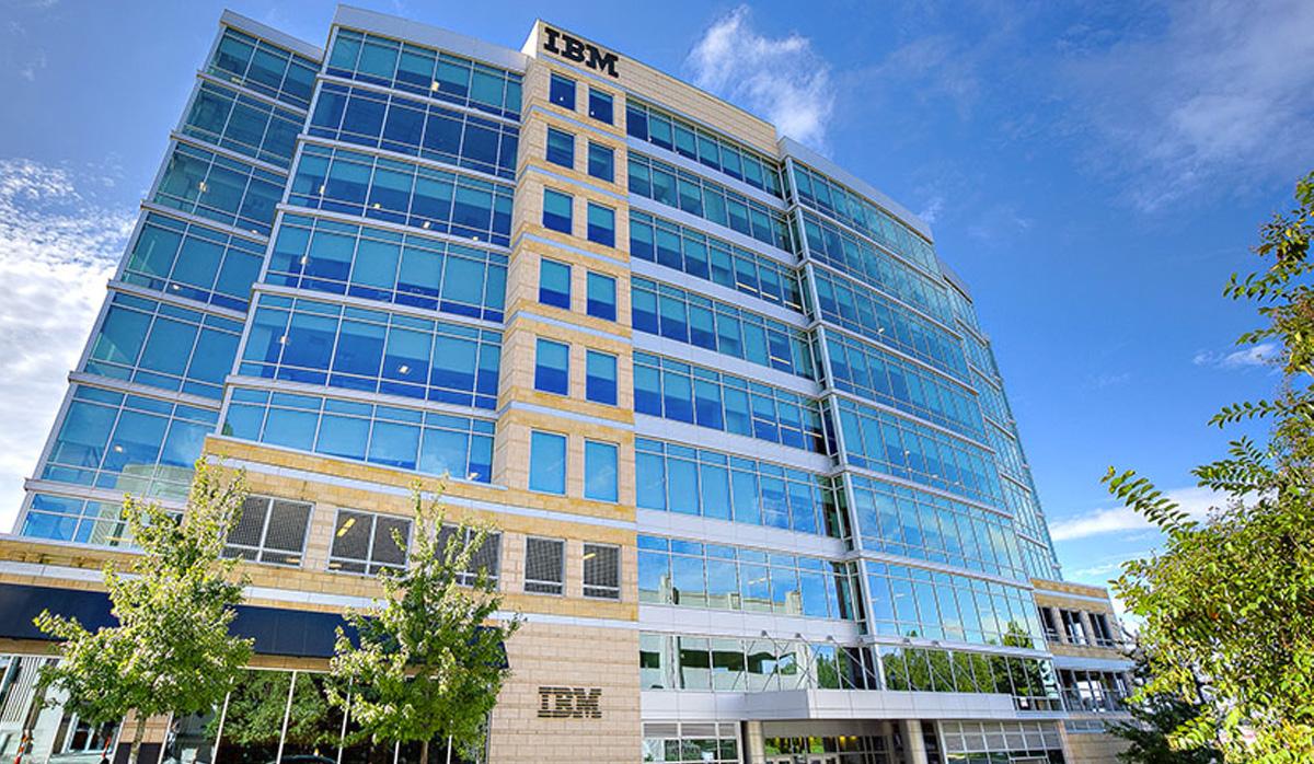 IBM Building in Baton Rouge, Louisiana