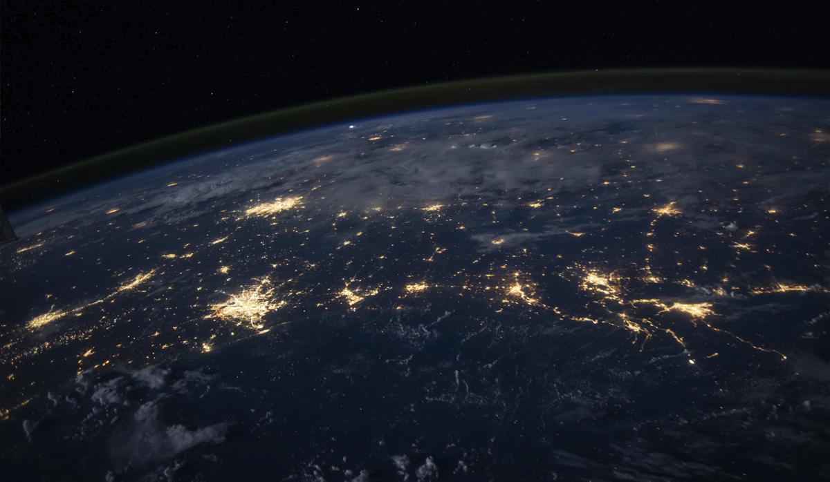 Earth NASA Image on Unsplash