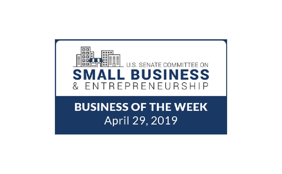 small business & entrepreneurship business of the week 2019 Award