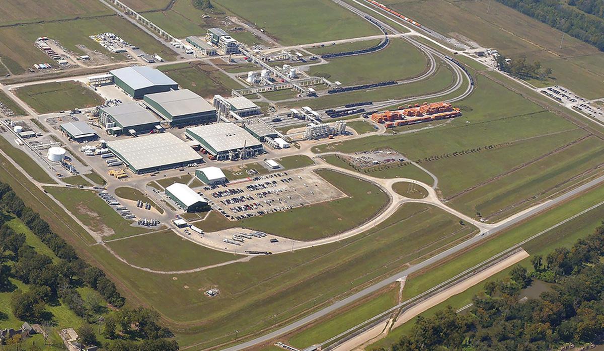 SNF Flopam Aerial Image