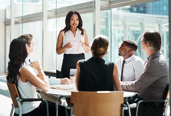 Executive Team-Meeting