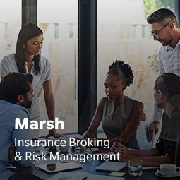 "<span style=""background-color: rgba(232, 239, 245, 0.2);"">Marsh Insurance Broking - Gestion des risques</span>"