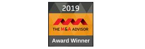 M&A Advisor Award 2019