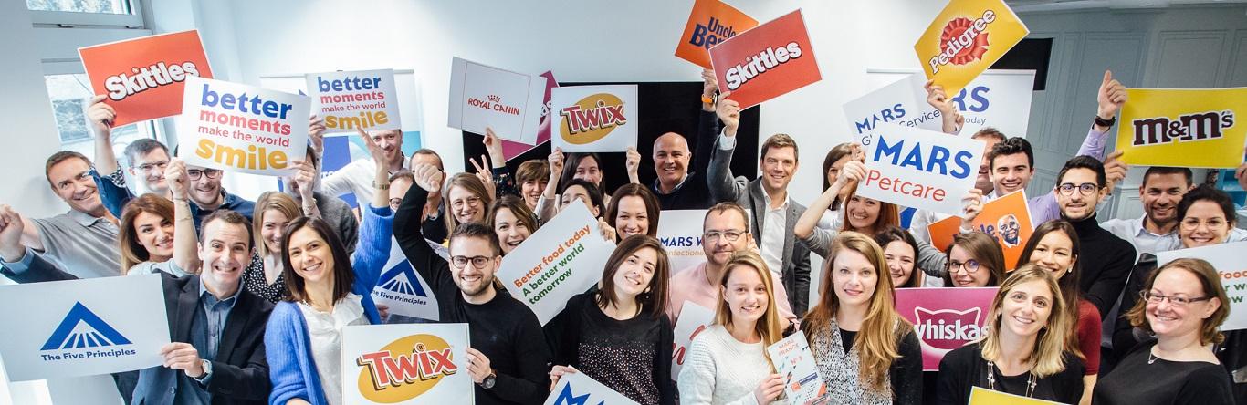 Site Mars Paris, événement Great Place to Work 2019