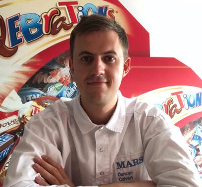 Magali, former intern and Senior Brand Manager