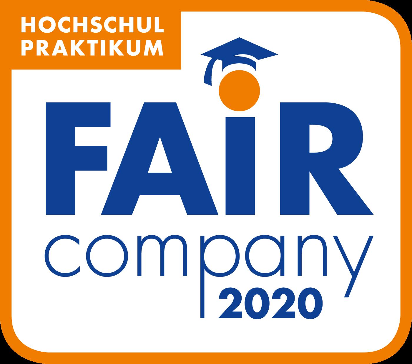 Fair Company Mars Praktikum