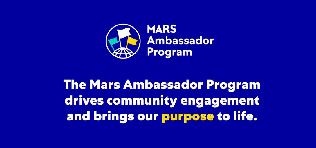 Mars Ambassador Program