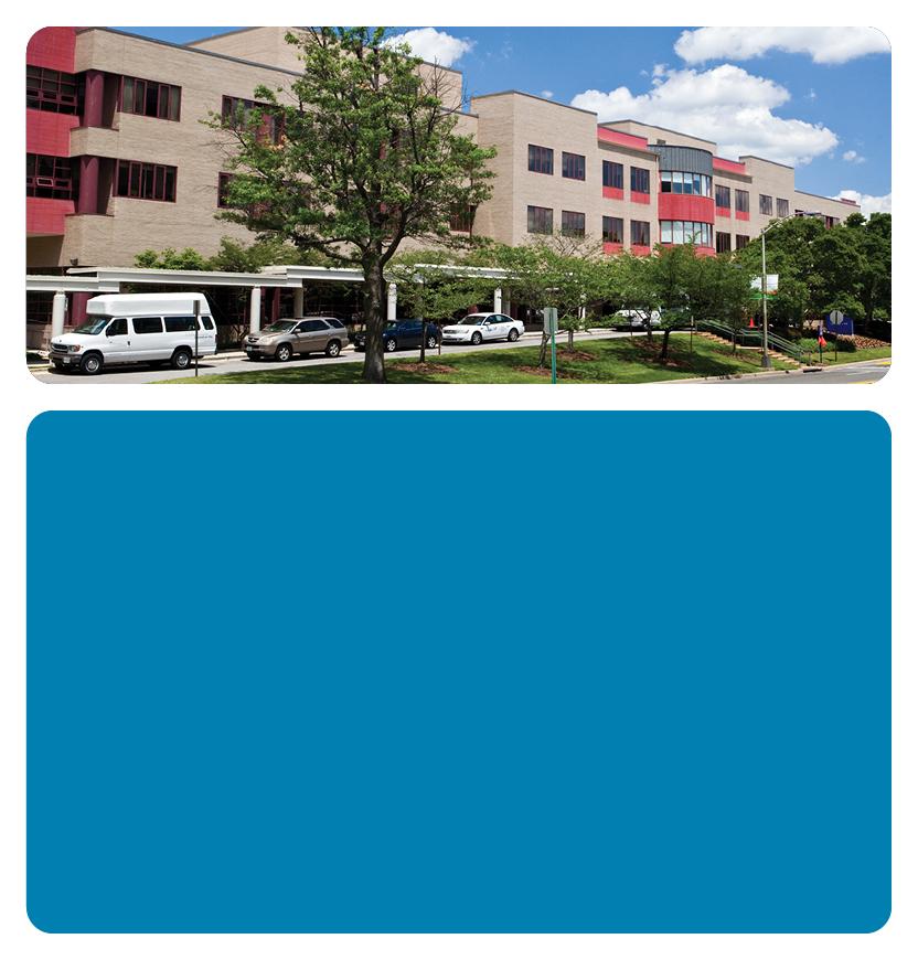 MedStar National Rehabilitation Hospital