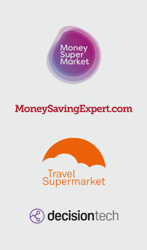 Moneysupermarket Group house of brands