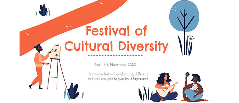 Invitation to the festival of cultural diversity