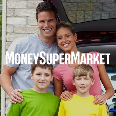 Money supermarket brand logo