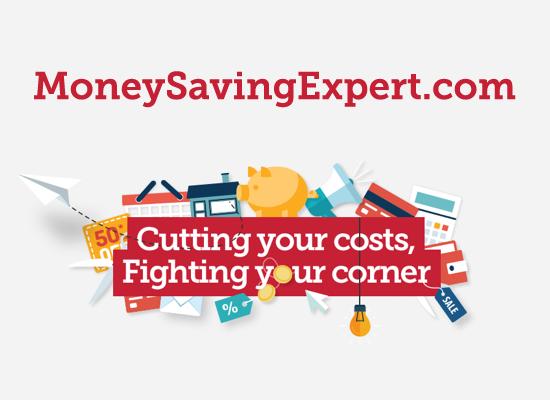 Money saving expert logo