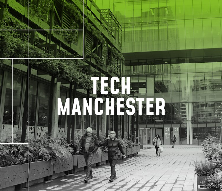 Tech office in Manchester