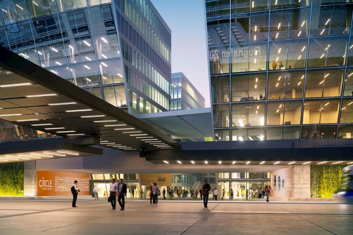 Zurich hub