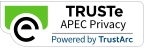 フッター TrustE Apec Privacy