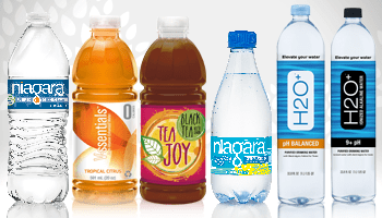 Beverage Offerings at Niagara