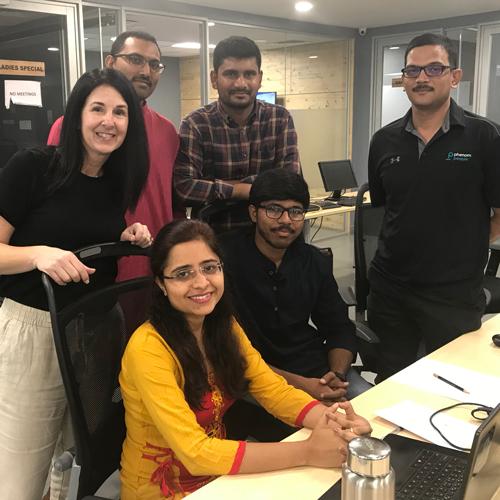 Our DevOps team
