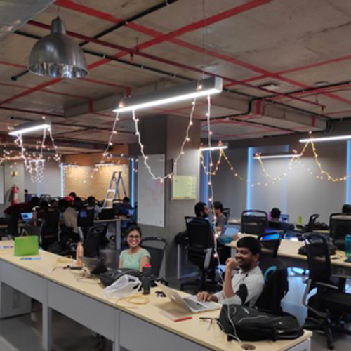 A look inside our India office