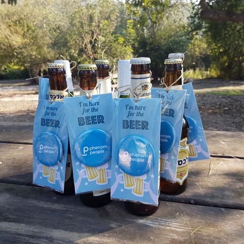 Man sized bottles