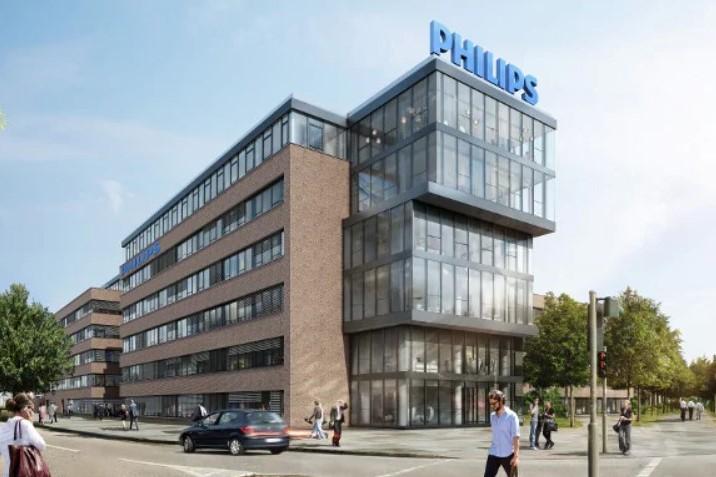 Philips Hamburg Office building