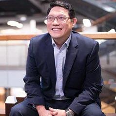 Lawrence Chia testimonial at philips