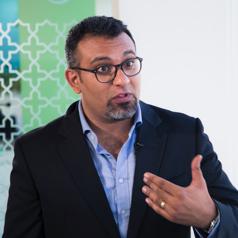 Karim testimonial image at philips