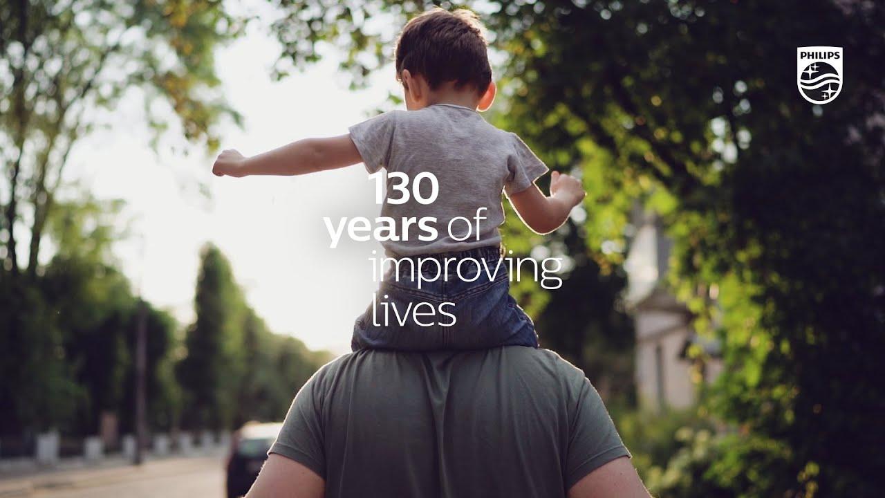 130 years Philips