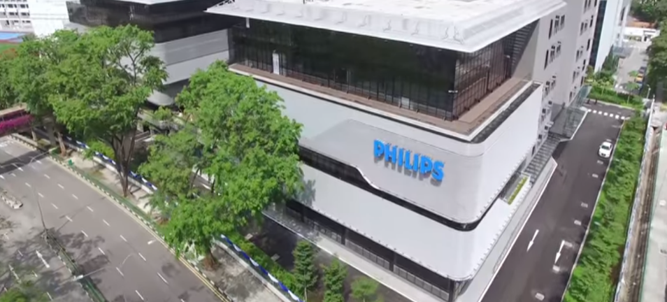 Click to get an introduction tour to Philips APAC Center, based in Singapore.