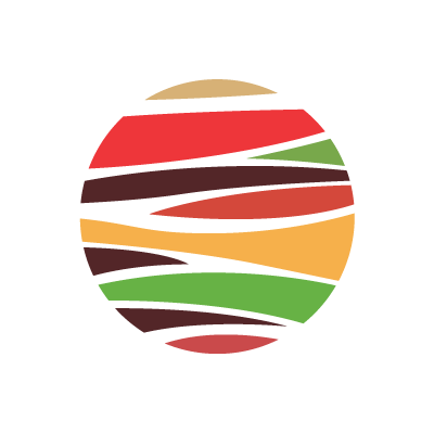 Image of a circle with different colored sections