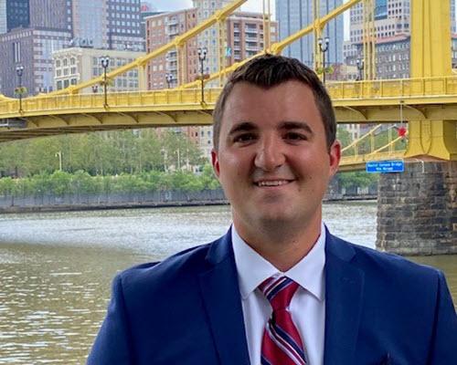 Headshot of PNC employee Nick