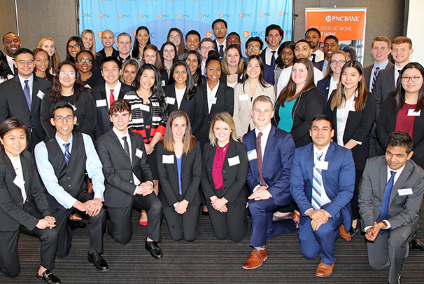 Group photo from the 2019 LEAD Summit