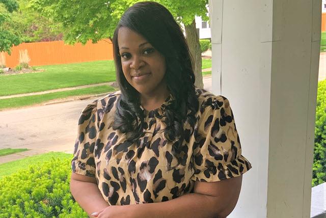 Photo of PNC employee Jasmine