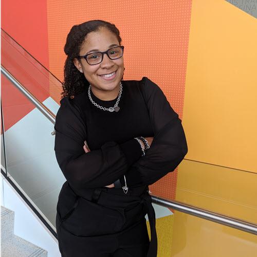 Krystal Mills portrait picture