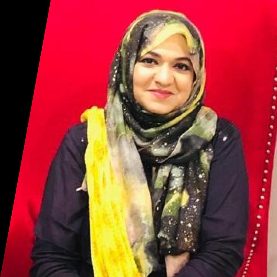 Headshot of PNC employee Saima