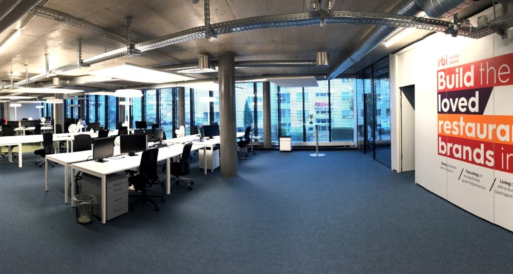 switzerland office working space