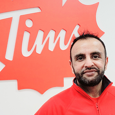 jasbir singh, Director, Guelph Distribution